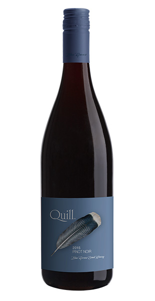Blue Grouse  2014 Red wine